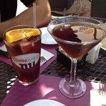 Sangria and Espresso Martini