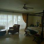 Junior suite superior,  villa 12