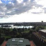 View from Penthouse