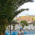 Me n the Pool