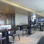 Marriott Executive Lounge