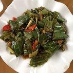 Veggie dish was tasty
