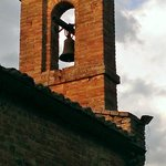 Chiesa bell tower