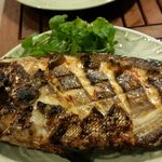 grilled chilli fish