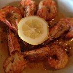 Shrimp & chilli sauce!