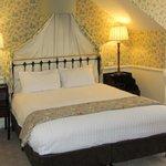 King-bed in Deluxe room