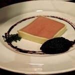 Fois Gras Pate with fig jelly