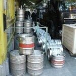 La birra non basta mai.