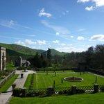 Italian Garden at Ilam Park