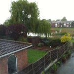 View from room 6 looking onto Canvey Lake