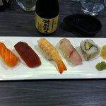 Menu Dégustation - Sushi Assortiment