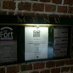 menu (entrée)