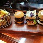 triplet burger