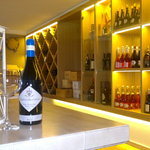 Visit our new Wine cellar