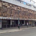 Impressive facade