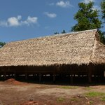 Sister beach lupa masa longhouse for guests