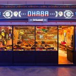 Dhaba By Claridges - Entrance
