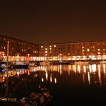 вид Albert Dock