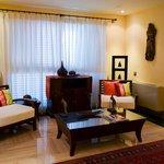 Minibar at Mandara Suite
