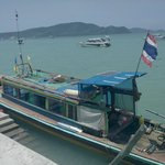 boat transfer to hotel