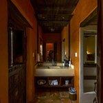 Los Portales Room Vanity Area