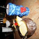 Take home Tiki cups