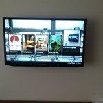 TV room menu