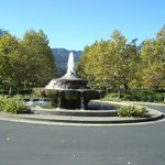 Franciscan Winery Fountains Napa Valley