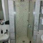 Separat dusch