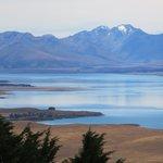 Lake Tekapo from Mount John Observatory