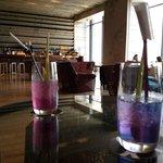 Hotel lounge / lobby
