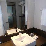 stanza da bagno particolare