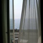 vue sur la baie de Naples