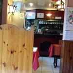Decor du restaurant Le petit Saigon