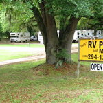 Great Place for your RV.