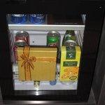 Mini-bar (standard room 561)