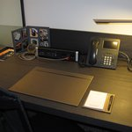 Desk (standard room 561)