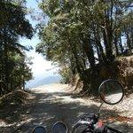 Scenic Drive towards Kali Ka Tibba