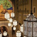 Lobby, Ibn Battuta Gate Hotel, Dubai