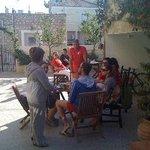 Ενημέρωση Lifeguard Hellas πριν το Spetses mini Marathon2013