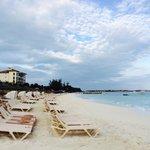 spiaggia davanti camere Key west
