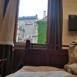 Udsigten fra sengen