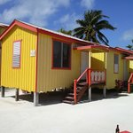 Cabana 10. Our room.