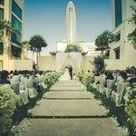 Our wedding ceremony :)