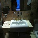 Small but very stylish Bathroom