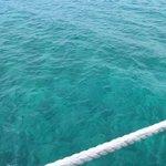 L'eau de la mer ;)