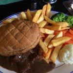 Steak and Ale Pie YUM!!