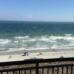 Beautiful Oceanfront View