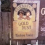 gold dust twins from 1970's