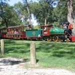 pioneer town train today